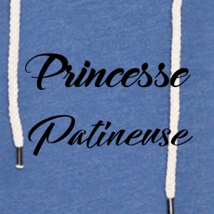 Princess skater - Light Unisex Sweatshirt Hoodie
