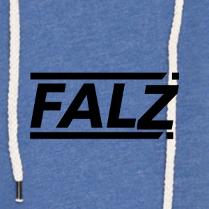 FALZ Simple - Sweat-shirt à capuche léger unisexe