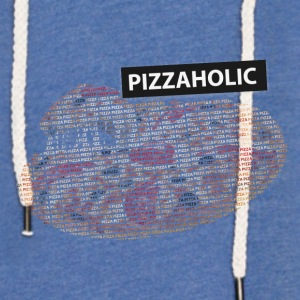 Pizzaholic - Light Unisex Sweatshirt Hoodie