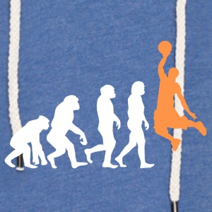 ++ Basketball Slam Dunk Evolution ++ - Lekka bluza z kapturem – typu unisex