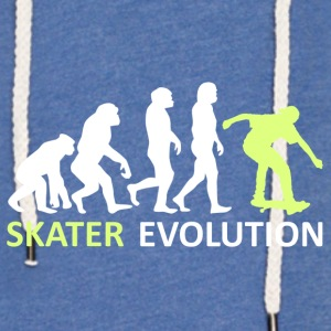 ++ ++ Skater Evolution - Light Unisex Sweatshirt Hoodie