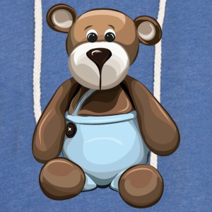 teddy bear - Light Unisex Sweatshirt Hoodie