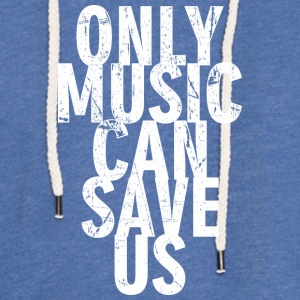 Music can Save Us - Light Unisex Sweatshirt Hoodie