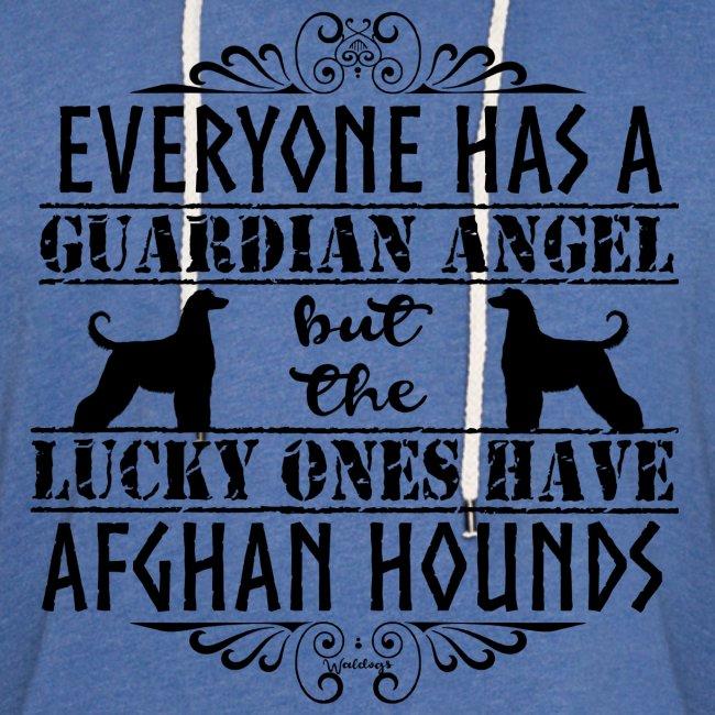 Afghan Hound Angels