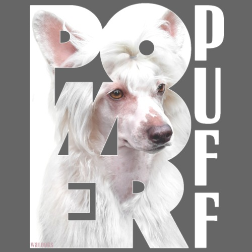 Powderpuff II - Kevyt unisex-huppari