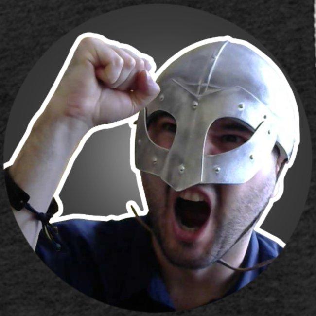 Logo kanału wicek3d na Youtube
