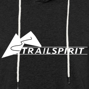 TRAIL SPIRIT - Light Unisex Sweatshirt Hoodie