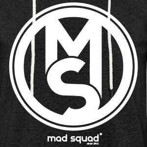 Squad Mad Man Fan T-Shirt - Light Unisex Sweatshirt Hoodie