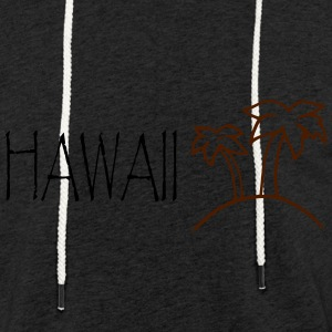 HAWAII - SIMPLE - Light Unisex Sweatshirt Hoodie