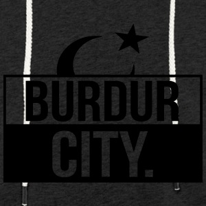 Burdur City - Light Unisex Sweatshirt Hoodie