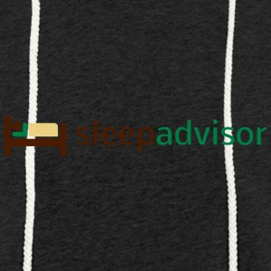 SleepAdvisor - Light Unisex Sweatshirt Hoodie