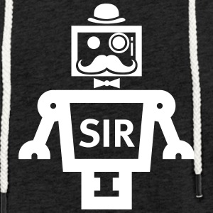 SIR Smart Item Robotics - Light Unisex Sweatshirt Hoodie