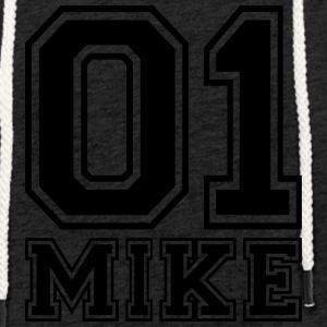 Mike - Name - Light Unisex Sweatshirt Hoodie