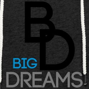 BIGDREAMS - Light Unisex Sweatshirt Hoodie