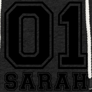 Sarah - Name - Light Unisex Sweatshirt Hoodie