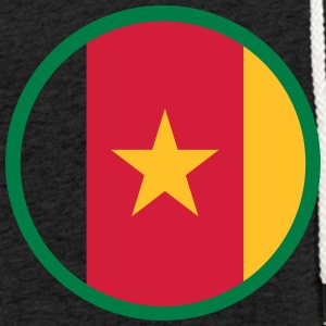 The Flag Of Cameroon - Light Unisex Sweatshirt Hoodie