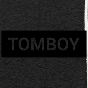 Tomboy - Light Unisex Sweatshirt Hoodie