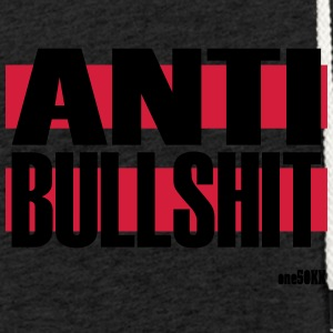 Anti Bullshit - Light Unisex Sweatshirt Hoodie
