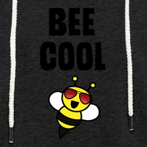 ++ ++ Bee Cool - Light Unisex Sweatshirt Hoodie