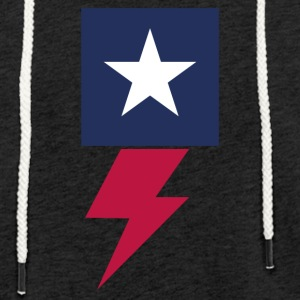 Flash American - Light Unisex Sweatshirt Hoodie