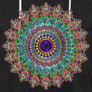 YOGA / MANDALA / POSITIVE LIFE - Light Unisex Sweatshirt Hoodie
