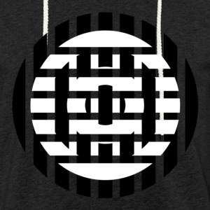 Circle Cut - Light Unisex Sweatshirt Hoodie