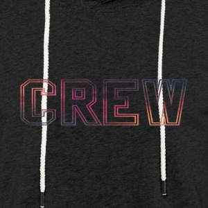 Me and my crew - Light Unisex Sweatshirt Hoodie