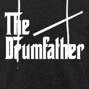 Father of drums shawl producers - Light Unisex Sweatshirt Hoodie