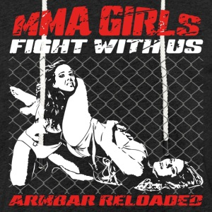 MMA Girls - Fight Wear - Mix Arts Martiaux - JJB - Sweat-shirt à capuche léger unisexe