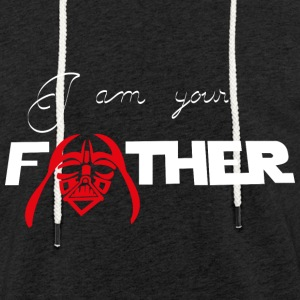 I Am Your Father - Lichte hoodie unisex