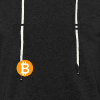 stay safe buy bitcoin - Leichtes Kapuzensweatshirt Unisex