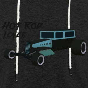 Hot Rod lover v3 - Sweat-shirt à capuche léger unisexe