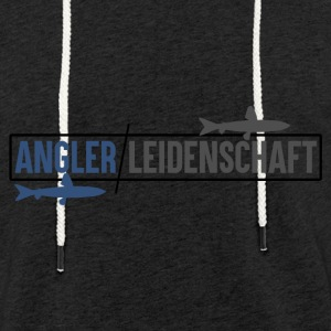 Anglers passion - anglers - Light Unisex Sweatshirt Hoodie