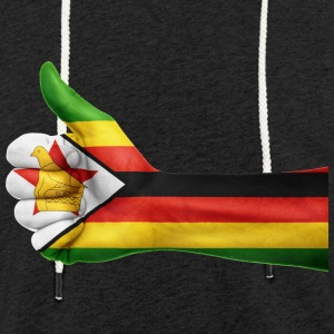 zimbabwe collection - Leichtes Kapuzensweatshirt Unisex