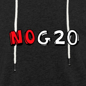 NOG20 - Sweat-shirt à capuche léger unisexe