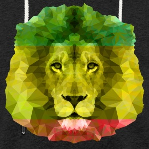 Rasta Lion - Light Unisex Sweatshirt Hoodie