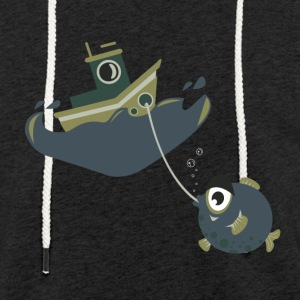 On The Hook - Light Unisex Sweatshirt Hoodie