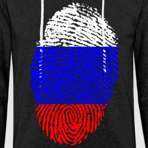 RUSSIA 4 EVER COLLECTION - Felpa con cappuccio leggera unisex