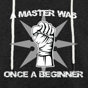 Beginner to Master - Light Unisex Sweatshirt Hoodie