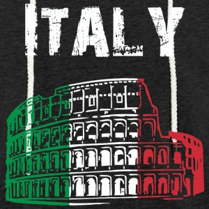 Nation-Design Italy 01 - Light Unisex Sweatshirt Hoodie