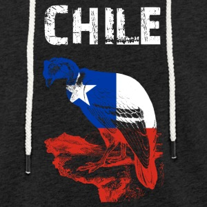 Nation-Design Chile Condor - Light Unisex Sweatshirt Hoodie