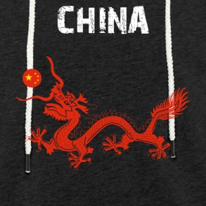 Nation design China Dragon - Light Unisex Sweatshirt Hoodie