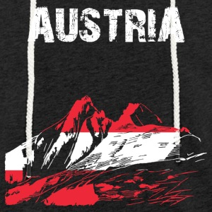 Nation-Design Austria Grossglockner - Light Unisex Sweatshirt Hoodie