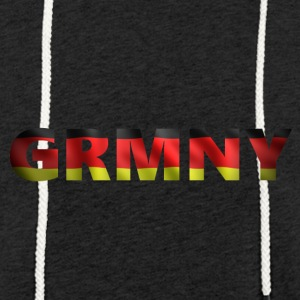 1 Germany (2540) - Light Unisex Sweatshirt Hoodie