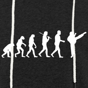 Martial Arts Evolution - Sweat-shirt à capuche léger unisexe