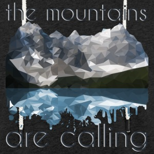 the mountains are calling - Light Unisex Sweatshirt Hoodie