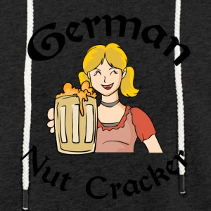 Germany German Nut Cracket Woman - Light Unisex Sweatshirt Hoodie