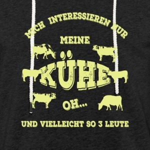 Cows - Light Unisex Sweatshirt Hoodie