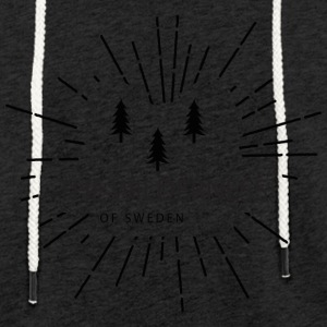 The Wilderness Of Sweden - Light Unisex Sweatshirt Hoodie
