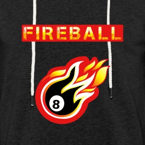 Fireball - Light Unisex Sweatshirt Hoodie